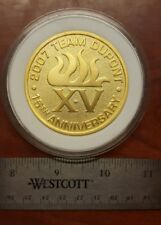 '07 Team Dupont 15th Anniversary Hendrick Motorsports Jeff Gordon Medallion/Coin