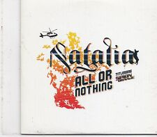 Natalia-All Or Nothing cd single