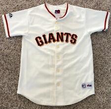 Vintage San Francisco Giants Majestic Stitched Jersey MLB Genuine Merchandise