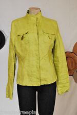 """Chemise femme lin couleur verte """" marque CAMAIEU""""  taille  42 ref 0415200"""