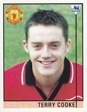 Merlin - Premier League 1995-1996 - Terry Cooke - Manchester United - # 44