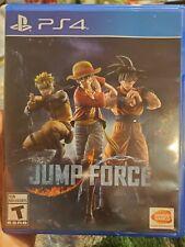 Fuerza de Salto -- Standard Edition (Sony PlayStation 4, 2019) - Abierto Pero Sin Uso