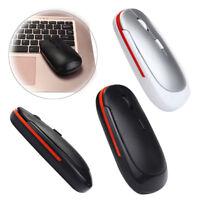 2,4GHz Kabellos USB Maus PC Optisch Mouse Schlank Funkmaus Computer Laptop DE