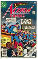 Action Comics 474 DC 1977 NM- Superman Dr. Light Jimmy Olsen Cary Bates