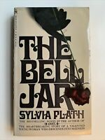 The Bell Jar by Sylvia Plath, 1st Bantam Edition / 3rd Printing, 1972, Rare