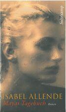 Isabel Allende Mayas Tagebuch (2012, Gebundene Ausgabe)