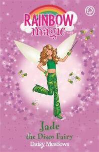 Rainbow Magic Story Book - Dance Fairies: JADE THE DISCO FAIRY - NEW