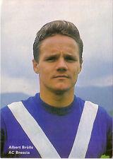CALCIO Aral Bergmann immagine WM Inghilterra 1966 † Albert Brülls † BMG AC Brescia