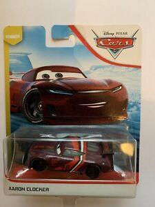 DISNEY CARS 3. AARON CLOCKER. Next Gen Racer.