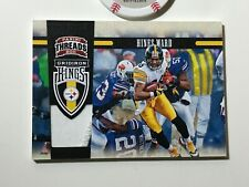 2011 Threads Pro Gridiron Kings Materials Prime No.21 Hines Ward STEELERS #64/99