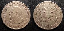 Kenya - République - Mzee Jomo Kenyatta - 1 shilling 1969 - KM#14