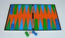 magnetisches Backgammon Spiel Backgammonspiel 297 mm x 420 mm