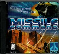 Lot of 15 Missile Command Pc All Sealed New