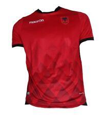 Albanien Trikot Home 2017/18 Macron Albania Shirt Jersey