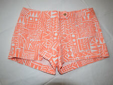 J Crew Stretch 6 City Fit 37569 Casual short Shorts womens pre-owned