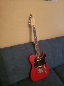 Fender american standard telecaster - Dakota Red