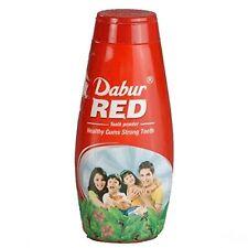 Dabur Red Tooth Powder 150gm with Free Dabur Babool 70gm Toothpaste USA SELLER