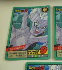 Carte Dragon Ball Z DBZ Carddass Hondan Part 11 #454 Prisme 1992 MADE IN JAPAN