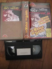 La neige en deuil de Edward Dmytryk (Tracy Spencer), VHS, Drame, RARE INEDIT DVD