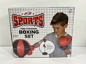 NSG Sports Free Standing Boxing Set ages 4+