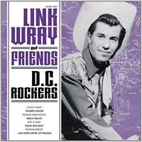 Link Wray And Friends - D.C. Rockers - Various (NEW CD)