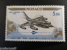 MONACO 1964, timbre AERIEN  82, AVION CONVAIR B, neuf**, AIRMAIL MNH STAMP
