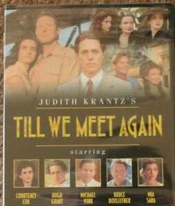 Till We Meet Again DVD Judith Krantz COMPLETE SHOW - 4 DISC SET - 4 Hours - RARE