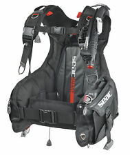 Cressi Patrol Scuba Diving Back Inflate Bcd