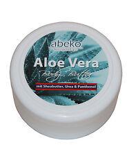 abeko Aloe Vera Body Butter 200 ml (100 ml € 4,98) mit Sheabutter und Urea