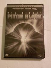 Pitch Black (Dvd, 2000, Rated Version) Brand New Sealed Vin Diesel