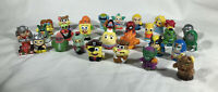 Squinkies Lot of 29 including Spongebob, The Simpson's etc.  READ DESCRIPTION