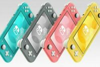 Brand New Nintendo Switch Lite Handheld Console Multiple Colours UK SELLER FAST