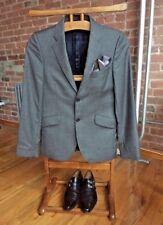Acne Studios Men's 100% Wool Blazer Sport Coat Size 46 Small