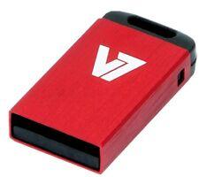 Unidad USB flash rojo para ordenadores y tablets USB 2.0 para 8GB