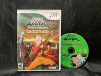 Avatar: The Last Airbender - The Burning Earth (Nintendo Wii) No Manual