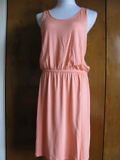 Gap women's orange summer dress size Large NWT