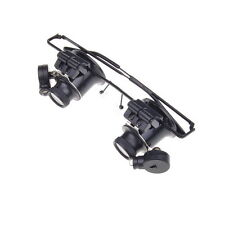 BinoculusI Magnifier Eyewear Style 20X Magnifier with Adjustable LED Light