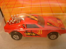 1983 MATCHBOX SUPERFAST #8 RED DE TOMASO PANTERA GREASED LIGHTNIN 31 NEW MOC