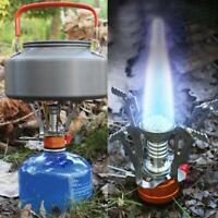 Mini-Campingkocher Klappbarer Gasherd im Freien Tragbares Koch-Picknick-Werkzeug
