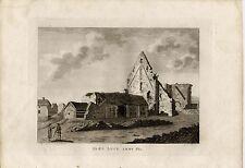 Película para impresión 1797 de Glenluce Abbey, Galloway, Escocia