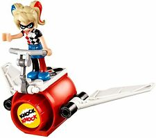 LEGO DC GIRLS 41231 MINIFIGURE - HARLEY QUINN + JETPACK - NEW - NO BOX