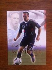 2011 Futera Unique Football Soccer Card - France RIBERY Mint