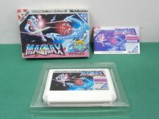 NES -- MAGMAX -- Boxed. Famicom, Japan Game. Works fully. 10544