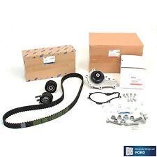Kit Distribuzione + Pompa Acqua Originale Ford Focus II C-Max Fiesta 1.6 TDCi