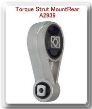 A2939 Torque Strut Mount Rear Fits: Focus 2000-2004 Transit Connect 2010-2013