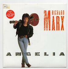 (V728) Richard Marx, Angelia - 1989 - 7 inch vinyl