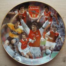 More details for arsenal f.c. most loyal fine porcelain plate maker danbury mint