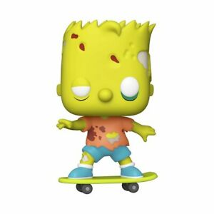 Funko Pop The Simpsons Treehouse of Horror Zombie Bart #1027   IN STOCK