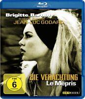 DIE-LE MEPRIS VERACHTUNG - BARDOT,BRIGITTE/PICCOLI,MICHEL    BLU-RAY NEU
