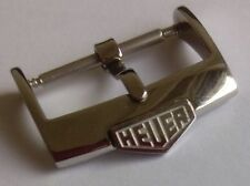 18mm vintage tag heuer stainless steel watch buckle for band bracelet